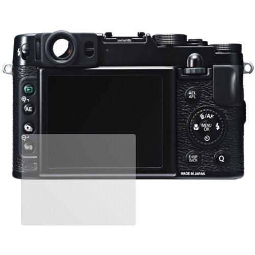 dipos Fuji X20 Schutzfolie (6 Stück) - Antireflex Premium Folie matt