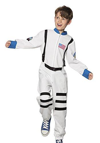 Boland 82274 Erwachsenenkostüm Astronaut, boys, 10-12 Jährige (Halloween Kostüme Für 11 12 Jährige)