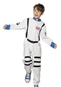 Boland 82273adultos Disfraz astronauta, 7-9años