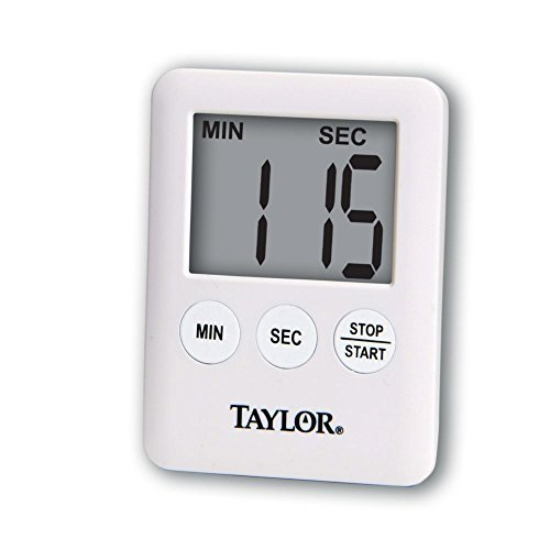 Taylor 5842-21 Mini Digital Timer by Taylor Precision Products Taylor Timer