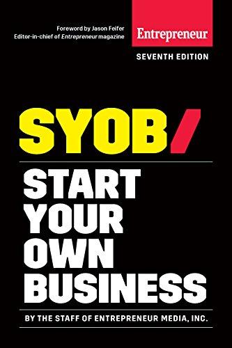 Start Your Own Business por Inc. The Staff of Entrepreneur Media