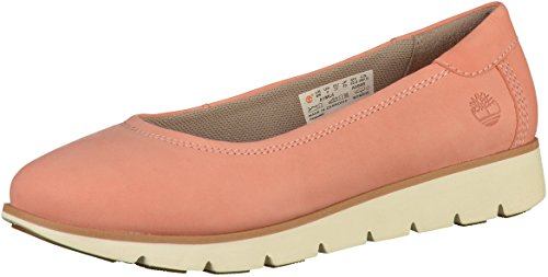 Timberland Florence Air, Ballerine Donna Rosa(Pink (Crabapple Luscious K41))
