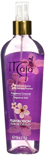 Maja Plum blossom bodysplash lichaamspray - 240ml -