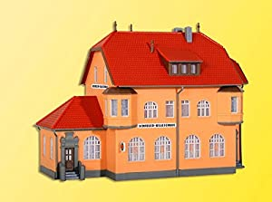 Kibri - Edificio para modelismo ferroviario N Escala 1:87