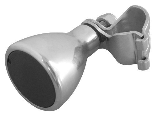 Amarine-made Aisi 316 Stainless Steel Marine Sport Boat Steering Wheel Knob with Plastic Cap, Maneuvering Knob - M Test