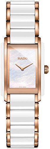 RADO WOMEN'S INTERAL MULTICOLOR CERAMIC BAND & CASE QUARTZ WATCH R20844902
