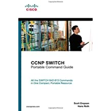 CCNP SWITCH Portable Command Guide 1st (first) by Empson, Scott, Roth, Hans (2010) Paperback