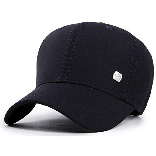 Hut/Männer alte Baseball Caps im Herbst/Kappe/Outdoor-Freizeit-Sport Cap/Papa-Cap-D (Kostüme Maid Mann Französisch)
