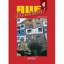 Auf Deutsch! 4 Rot (Higher) Student Book: Pt. 4 (Upper) (Auf Deutsch for Key Stage 4) by Rosi McNab (20-Jun-1996) Paperback