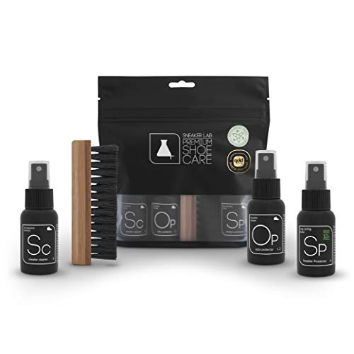 Sneaker Lab Premium Shoe Care 4 Pieces Kit