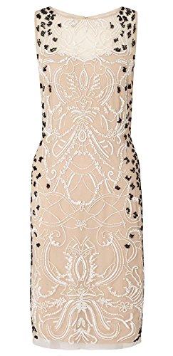 Dionne Short Beaded Dress
