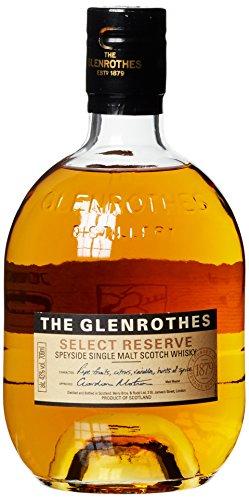The Glenrothes Select Reserve Speyside Single Malt Scotch Whisky (1 x 0.7 l)