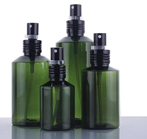 3-von-100-ml-150-ml-200-ml-grun-kunststoff-leer-nachfullbar-spray-flasche-flakon-jar-pot-zerstauber-