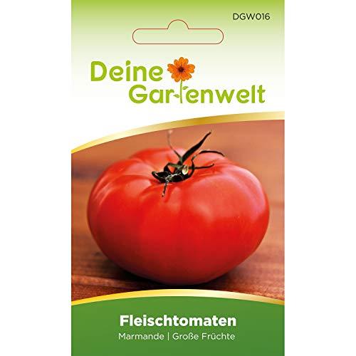 Fleischtomate Marmande Tomatensamen   Samen für Tomaten   Fleischtomatensamen   Saatgut