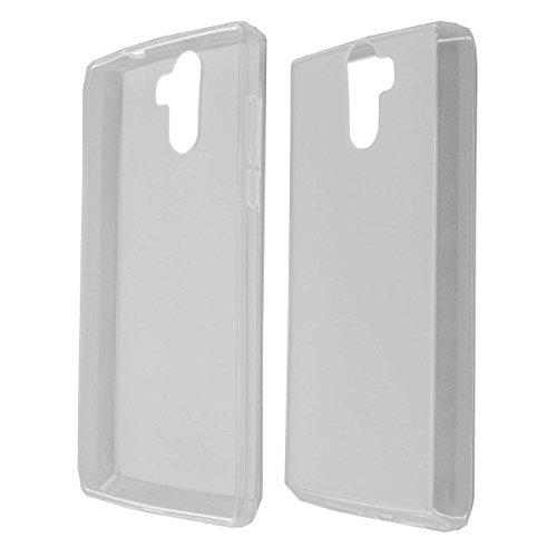 caseroxx TPU-Hülle für Doogee BL12000 / BL12000 Pro, Tasche (TPU-Hülle in transparent)