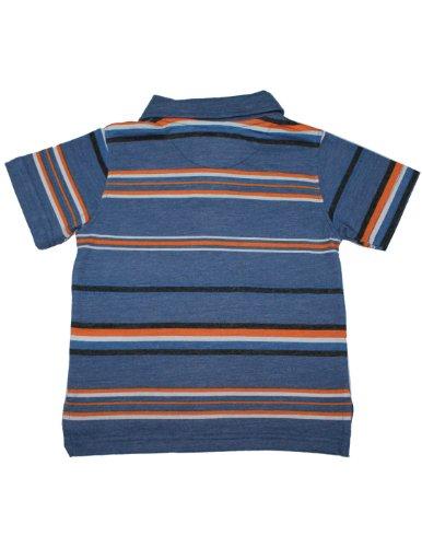 Hurley Garçons manches courtes Polo Summer Dark Blue