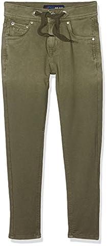 Pepe Jeans Gene, Pantalon Garçon, Vert (Casting), FR: 14 ans (Taille Fabricant: 14)