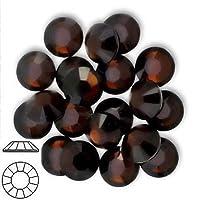 Mocca Rhinestones Flatback Crystal 144 Swarovski 20ss