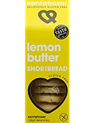 Kentofraser Lemon Butter Shortbread, 125 g