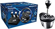 Thrustmaster T150 PRO | Racing Game Wheel | Force Feedback | PC/PS3/PS4 + Thrustmaster VG Th8 A Add On Gearbox