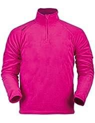 Izas Sutton - Forro polar para hombre, color rosa, talla XXXXL