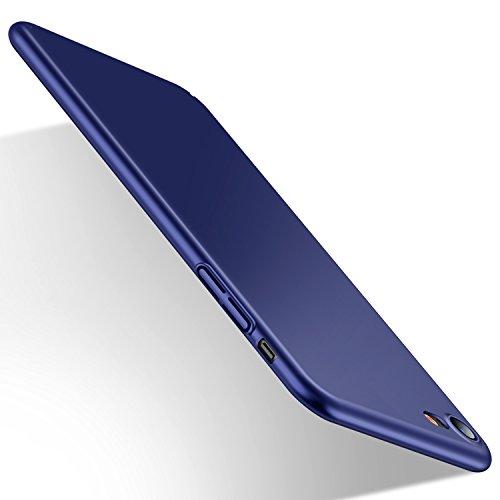 humixx Funda iPhone 8, Funda iPhone 7, Anti-Rasguño y Resistente Huellas Dactilares Totalmente Protectora Caso de Plástico Duro Cover Case
