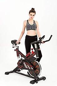 SkyLand Spin Bike - EM-1548, Black