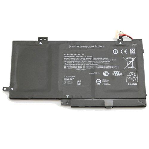 Amsahr LE03XL-02 - Batería de reemplazo para HP LE03XL/Envy x360 M6-w010dx/w103dx/w101dx/W102Dx/796220-541, Color Gris