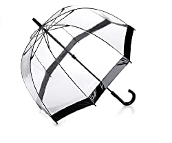 Fulton Birdcage 1 Umbrella Black Trim