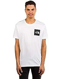 The North Face Herren T-Shirt M Shortsleeve Fine Tee
