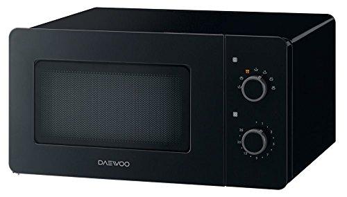 Daewoo KOR-5A17B Encimera Solo - Microondas (Encimera, Solo microondas, 15 L, 500...