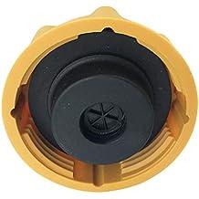 Busirde Amarillo radiador Auto Profesional de expansión reemplazo Tapa del Tanque de Agua para KA Fiesta