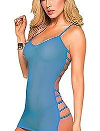 Challeng Ropa Interior Mujer Sexy Conjunto de Lenceria Sexy Erotic Bodysuit Sujetador erótico Atractivo Pijama Mujer