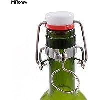 Casavidas - Tapón para botella de cerveza con parte superior abdominal reciclable