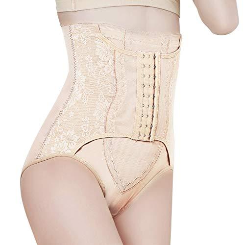 hunpta@ Shapewear Damen,Korsett Hohe Taille Belüftung EIN Korsett, das Sich kleidet die gebundene Taillen gestalten Frauen Tailliertes Taillenkorsett - Spanx-korsett