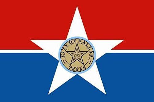 U24 Fahne Flagge Dallas Bootsflagge Premiumqualität 20 x 30 cm