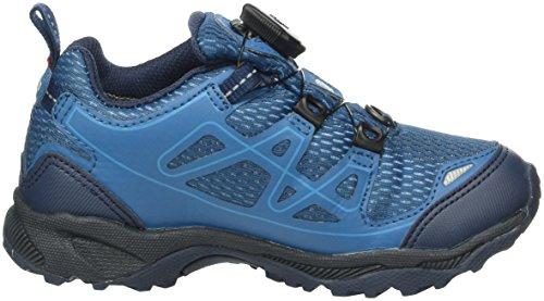 Viking Unisex-Kinder Anaconda Boa Iv Jr Outdoor Fitnessschuhe Blau (Navy/Petrol 555)
