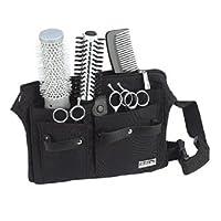 Sibel Hairdressers Fabric Holster Belt for Scissors Combs