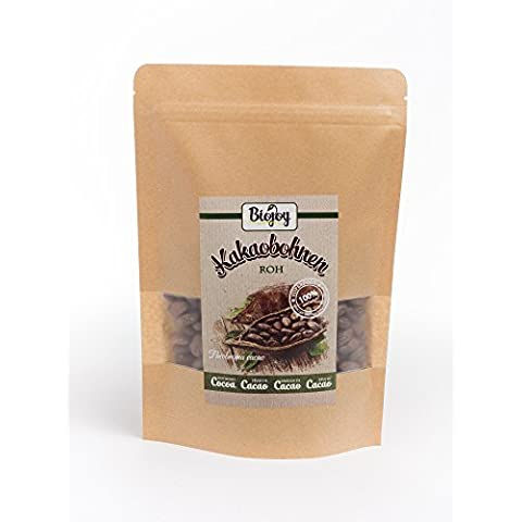 Biojoy Granos de Cacao Crudo (Theobroma cacao) (0,5 kg)