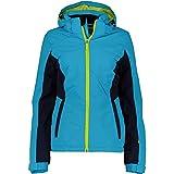 McKINLEY Bea Damen Skijacke Turquoise/Green, Größe:46