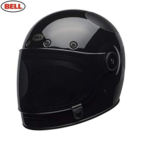 7096991 - Bell Bullitt Boost Motorcycle Helmet XL Matt Gloss Black -