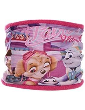 Sciarpa tubolare per ragazze rosa licenza ufficiale Paw Patrol