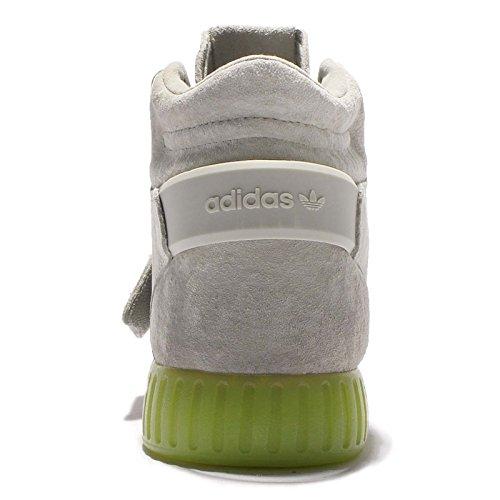 Originali Top Sneaker Sneakers Per Gli Fettuccia Hi Grigie Adidas Invasore Tubolare Scarpe Uomini vEw8yxf