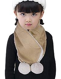 YJZQ Cache Cou Bébé Enfants Nouveau-né écharpe pour Bébé Garçon Fille  Foulards Coton Écharpe ccaddd53c9b
