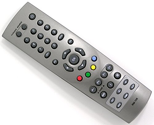 Ersatz Fernbedienung für Humax HD FOX HD-FOX RM-106 Remote Control / Neu -