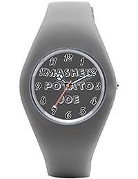 Lujo Relojes de pulsera. Joe raro reloj de pulsera banda