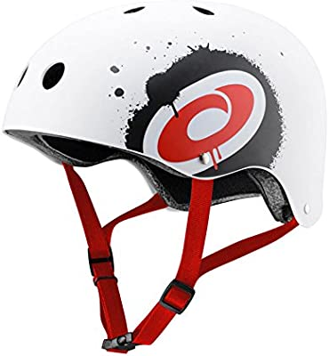 Osprey – Casco de skateboard color blanco