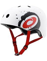 Osprey Casque de skateboard Blanc