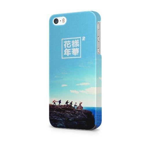 iPhone 5/5S/SE coque, Bretfly Nelson® BEYONCE - CONSTITUTION Série Plastique Snap-On coque Peau Cover pour iPhone 5/5S/SE KOOHOFD919189 BTS BANGTAN BOYS - 006