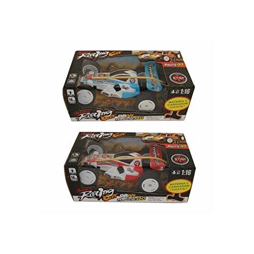 Toys Outlet - Super-Rennwagen 5401061880. Autoradio-Steuerung. Zufallsmodell -